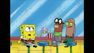 Spongebob Squarepants - My Friends Don't Hang Out At Weenie Hut Jr's