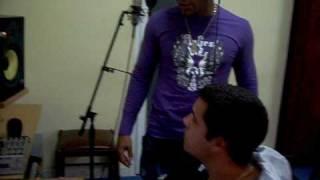 BLAD MC CON VICTOR JERSEY Y DJ CONDS EN LA NASA DEL REGGAETON