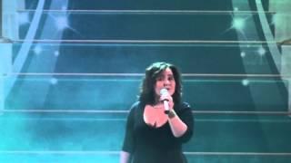 Celina-Greek Song Den exo polla (Sochi-live)