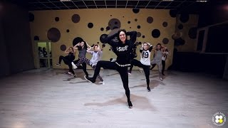 Tinashe ft. Iggy Azalea - All Hands On Deck | street funk choreography Olga Zholkevska | D.side