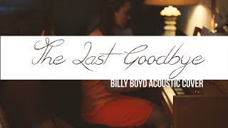 The Last Goodbye -  Billy Boyd Cover