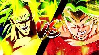 Broly VS Kale   Batalla de rap de Super Saiyans Legendarios   BTHGames ft. Dariadubs