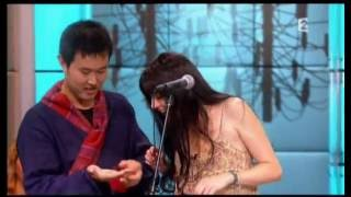 Wang Li, Nolwenn Leroy - Guimbarde (Jaw harp)