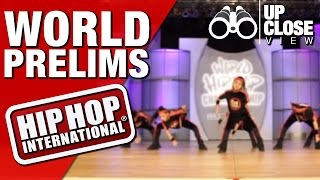 (UC) Refreshment - Thailand (Junior Division) @ HHI's 2015 World Prelims