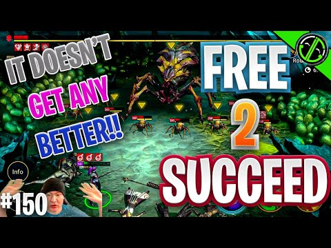THE MOST CLUTCH RELENTLESS PROC YOU'LL EVER SEE | Free 2 Succeed - EPISODE 150