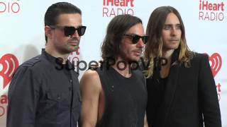 30 Seconds to Mars at iHeartRadio Music Festival and Vill...