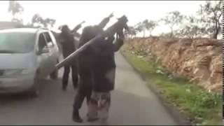 mujahidin tembak jatuh helicopter dengan rpg