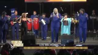 Los Mechones - Sonora Dinamita de Lucho Argain y Xiu Garcia Ft. India Meliyara