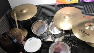 Bulls on Parade - Rage Against The Machine - Drum Cover - Charlie Wade