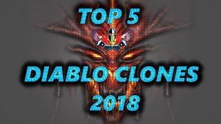 Top 5 PC Diablo Action RPG Clones 2018