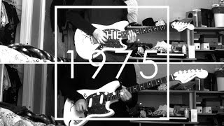 Milk - The 1975 (Guitar Cover by Troy Hoang)