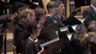 """Bach / Stravinsky: """"Vom Himmel hoch, da komm' ich her"""" / Jurowski · Berliner Philharmoniker"""