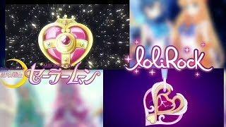 LoliRock / Sailor Moon 「Transformation's」