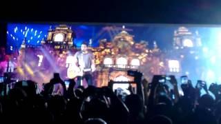 Luan Santana - Chuva de Arroz (Show em Santos/SP - 24/10/15)