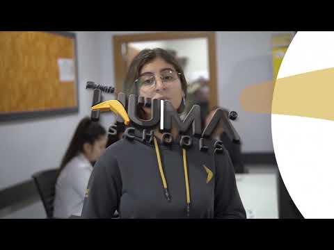 Özel Hüma Ortaokulu tanıtım videosu