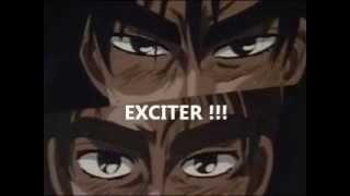 Judas Priest Exciter Lyrics on INITIAL D