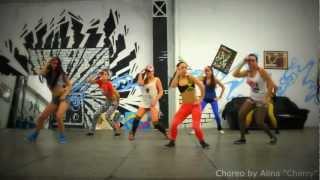 RDX Broad Out Alinka Cherry Rich Ghetto studio DanceHall class