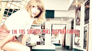 wildest dreams - taylor swift (español)