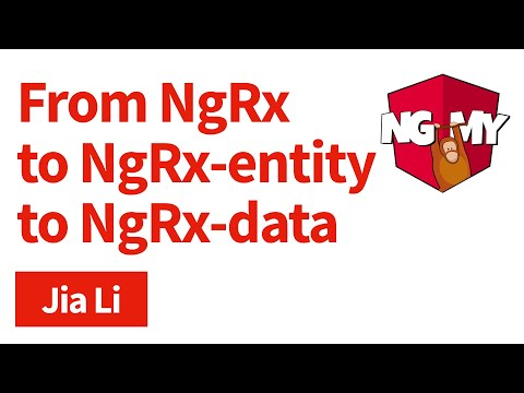 From NgRx to NgRx-entity to NgRx-data