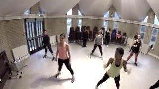 Dance4fitness A.N.A l Zumba l Insanity l Dance l GoPro Hero 2 l GoPro Hero 4