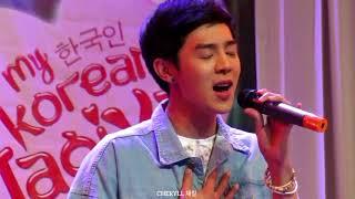 "[Fancam] 170826 Alexander Lee ""That Man"" Secret Garden OST Live at MarQuee Mall 2/6"