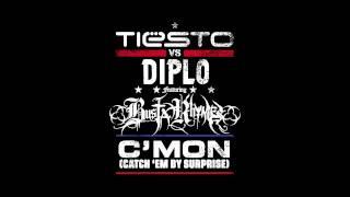 Tiësto vs. Diplo ft. Busta Rhymes - C'mon ( Dj Fl3sh Bootleg Remix  ) Preview