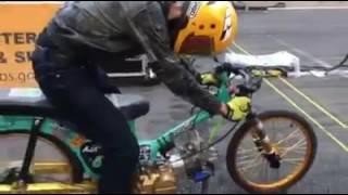 Syamim motor drag vs aja motor final musc terangganu