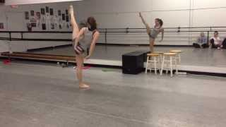 "Lyrical Solo ""I Am Changing"""