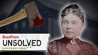 The Murders That Haunt The Lizzie Borden House width=