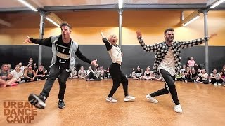 Turn Up The Music - Chris Brown / Camillo L. & Robert L. Choreography / URBAN DANCE CAMP