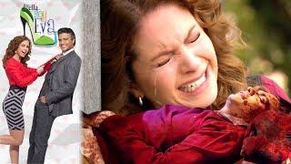 ¡Helena Se Entera De La Muerte De Juan Carlos!    Por Ella Soy Eva    Televisa
