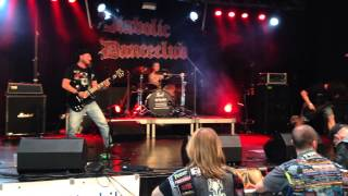 Diabolic Danceclub - Valdez is coming  (Live Taunus Metal Festival VI 12.04.2014)