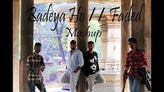 Bandeya Ho | Faded Mashup (Unplugged)  || BY THE HUMBLE KREW