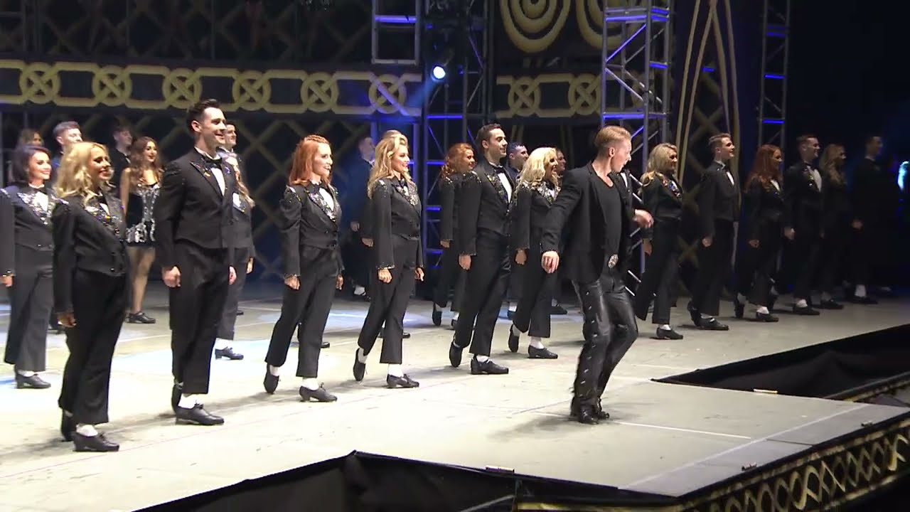Michael Flatley's Feet of Flames: The Impossible Tour — Planet Ireland Rehearsal