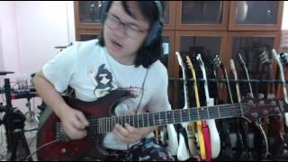 แป๊ะ Syndrome -  Solo คำยินดี - Klear Guitar Cover