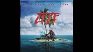 Kodak Black - Zeze [feat. Travis Scott & Offset] | Official Audio without Kodak (BEST ON YOUTUBE)