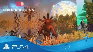 Boundless | Gameplay Trailer | PS4