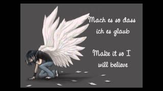 Tokio Hotel - Hilf Mir Fliegen Lyrics (German/English)
