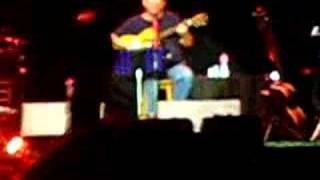 """Silvio Rodriguez en El Salvador """"Playa Giron"""""""