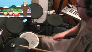 What Would Brian Boitano Do? Drum Cover