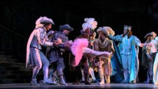 THE SLEEPING BEAUTY LIVE from the Royal Ballet
