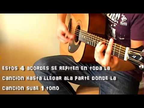 Como tocar la canción de peppa pig en guitarra acústica | tutorial.