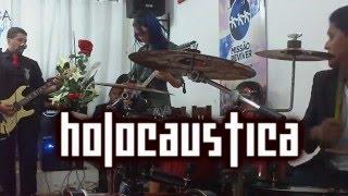 Banda Holocaustica - Te Agradeço - Kleber Lucas Cover