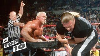 Incredible Superstar Tests of Strength - WWE Top 10