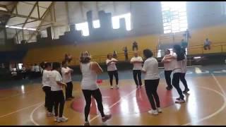 Dança Sênior - Casatchok. I Encontro Pedroleopoldense de Práticas Integrativas Saúde