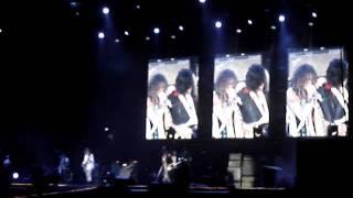 Aerosmith - Live Argentina 2011 - Janie´s Got a Gun ( 2nd half )