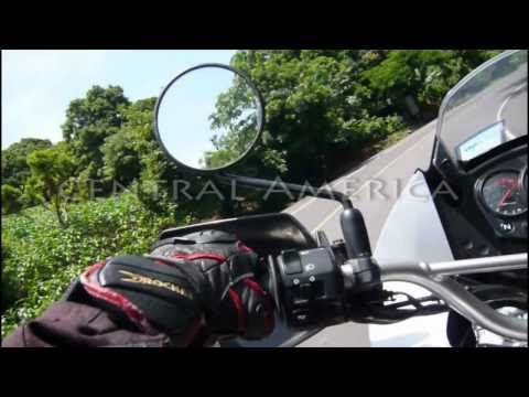 Latin America by motorcycle – Central America (2/6)
