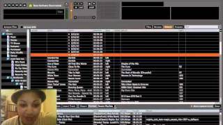 How to export your tracklist history in Serato Scratch Live 2.1