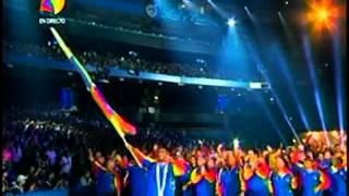 Venezuela desfiló en los Juegos Panamericanos