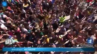 Robin Schulz Dangerous - UMFTV 2015 (Original Mix)